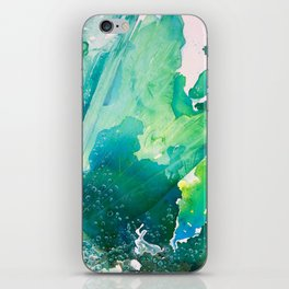 Environmental Importance, Deep Sea Water Bubbles iPhone Skin