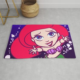 Part of Your World Rug