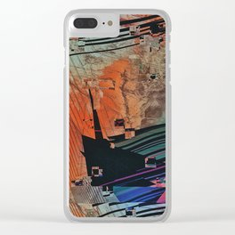 VR-HD Clear iPhone Case