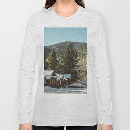 Mountain Town Long Sleeve T-shirt