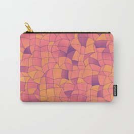 Geometric Shapes Fragments Pattern 2 cr2i Carry-All Pouch