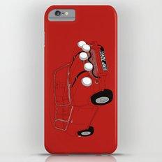 The Italian Job Red Mini Cooper Slim Case iPhone 6 Plus