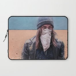 Jesus Saves - The Walking Dead Laptop Sleeve