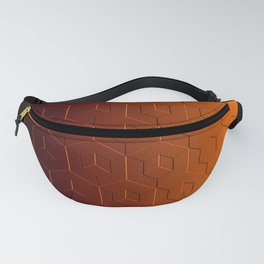 Gradient Amber Fanny Pack
