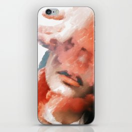 Girl: Solace in Diversion iPhone Skin