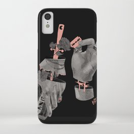 Don't hurt me iPhone Case