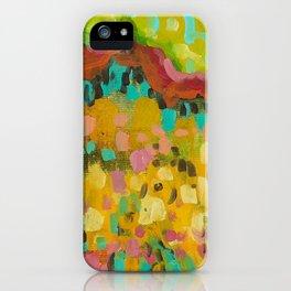 Puffs iPhone Case
