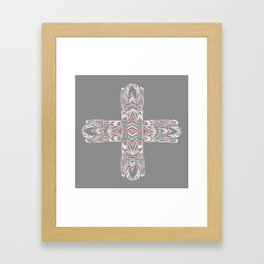 Pocatiki Tribe Framed Art Print