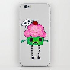 Zombie Cupcake iPhone & iPod Skin