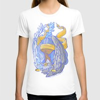 libra T-shirts featuring Libra by SinisterSquids