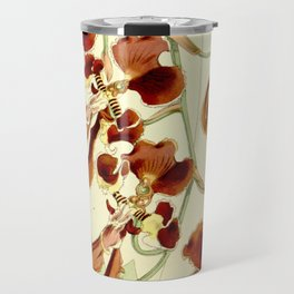 Cyrtochilum serratum Travel Mug