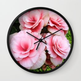 Tropicality #4 Wall Clock