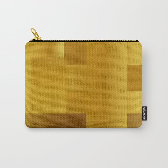 Gold paths Carry-All Pouch