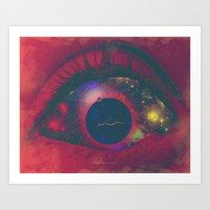 YOU-NIVERSE Art Print