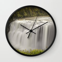 Tranquil World Wall Clock