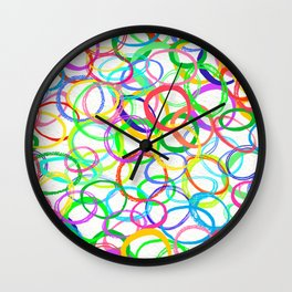 Loominous Wall Clock