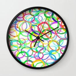 Loominous Wall Clock