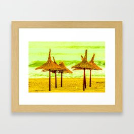 I Insist ! Framed Art Print