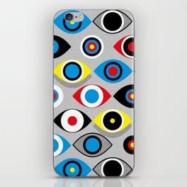 Eye on the Target iPhone Skin