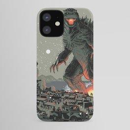 Godzilla - Gray Edition iPhone Case