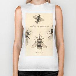 Naturalist Bees Biker Tank