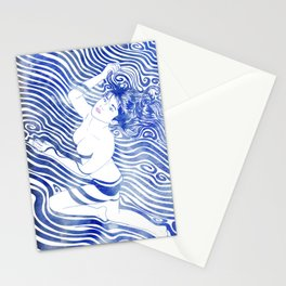 Water Nymph XVII Stationery Cards