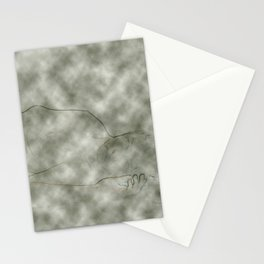 Sexy Abstract 73 Stationery Cards