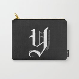 Letter Y Carry-All Pouch