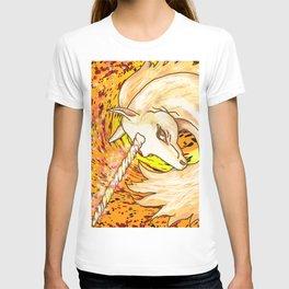 Otherworld Unicorns 6: Autumn Ether T-shirt