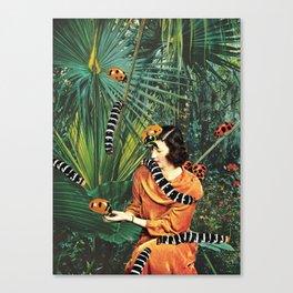 NATIVE SPECIES Canvas Print