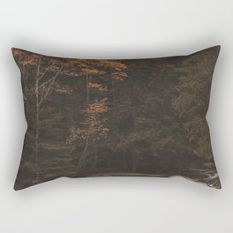 Tahquamenon Falls II Rectangular Pillow
