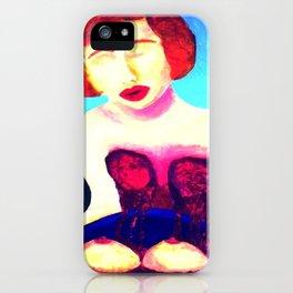 Let Me Serve You iPhone Case