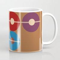 alchemy Mugs featuring Cooper Alchemy by Ramon J Butler-Martinez