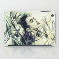 stag iPad Cases featuring Stag by Anna Dittmann