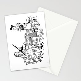 Support Your Scouts Stationery Cards