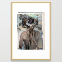 Zealot Framed Art Print