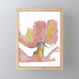 BackDoor Framed Mini Art Print