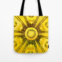 Looking Glass - Yellow Tote Bag