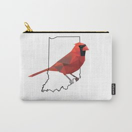Indiana – Northern Cardinal Carry-All Pouch