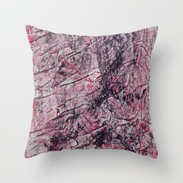 Abstract Painting 06 Throw Pillow