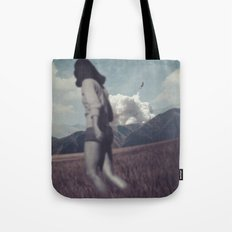 Kicked out Tote Bag