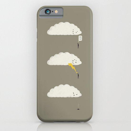 Cloud High Five iPhone & iPod Case