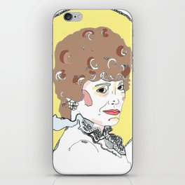 Blanche iPhone Skin