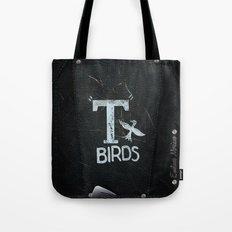 T-birds Team  Tote Bag