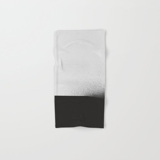 black 00 Hand & Bath Towel