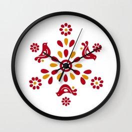Pyrex Friendship Wall Clock