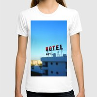 budapest hotel T-shirts featuring Hotel by Elliott Kemp Photography