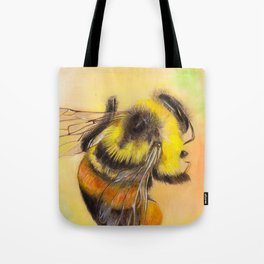 Rusty Patched Bumble Bee Tote Bag