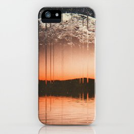 NIBĮR iPhone Case