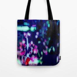Summer night city Tote Bag